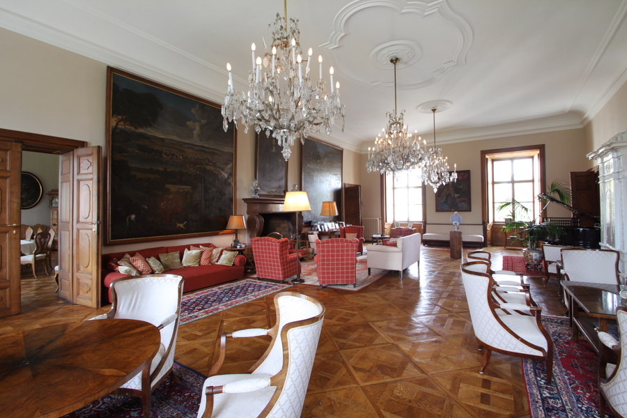 Schloss Die Schlösser Österreichs
